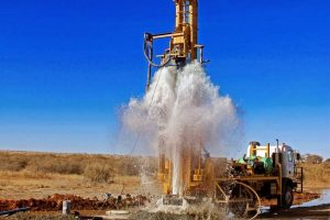 Bore hole drilling