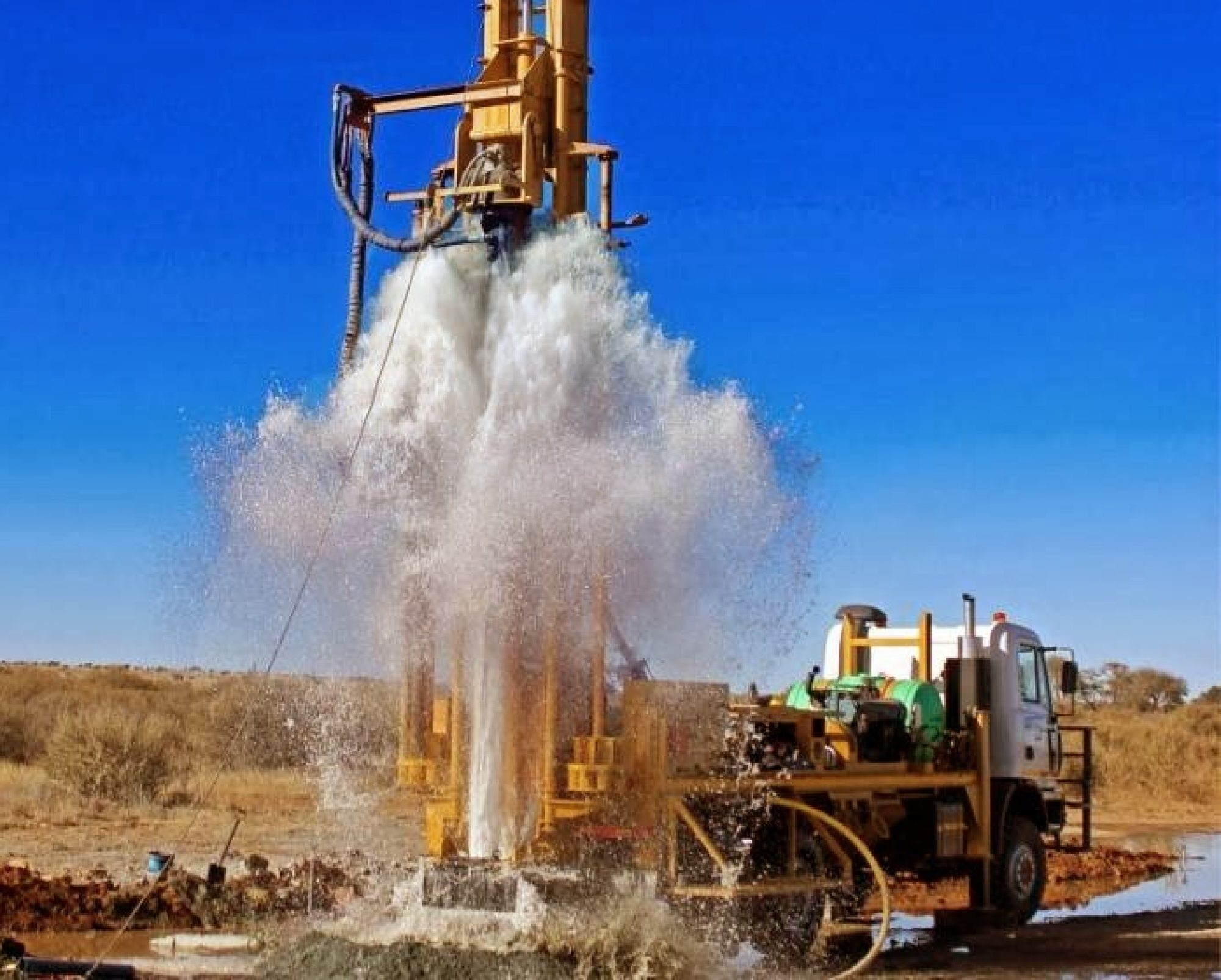 Bore Hole Drilling Contractors